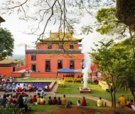 Templo Budista Tibetano em SP