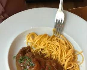 Ossobuco e Pasta Piselli SUD