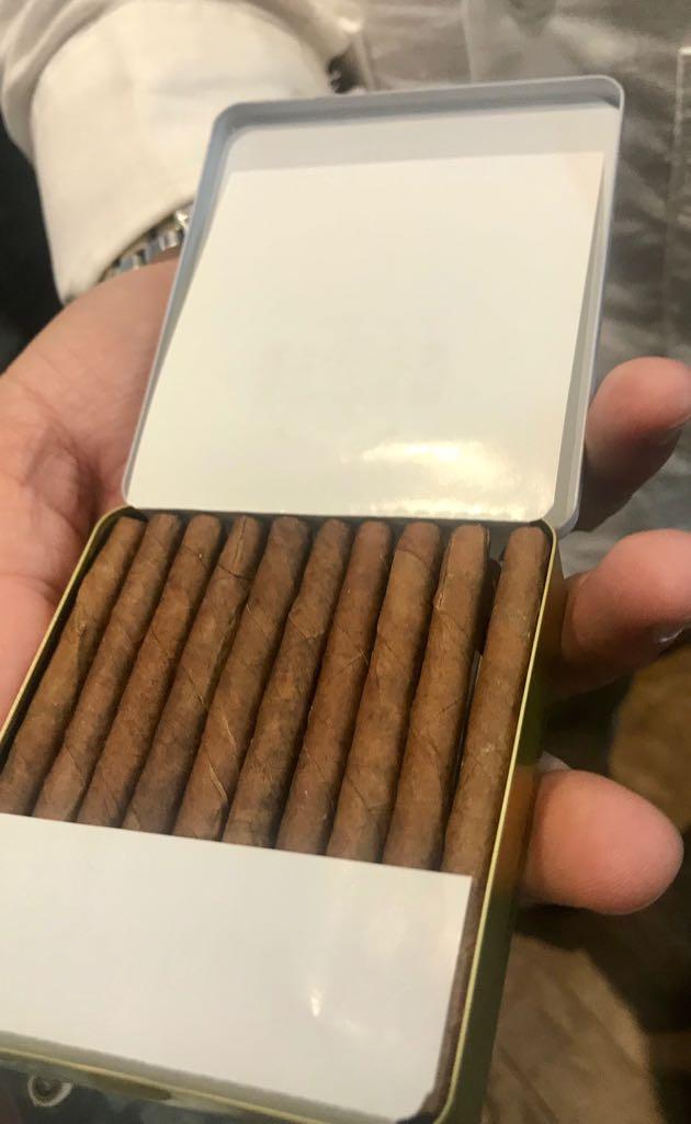 Cigarrilhas Cubanas